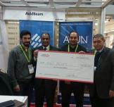 Avid Beam Wins First Place in CES competition for AI
