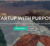 Startup With Purpose معسكر تدريبي